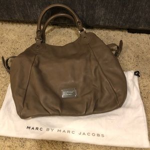 Marc By Marc Jacobs Taupe Bag large